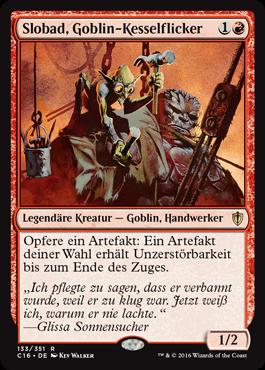 Slobad, Goblin-Kesselflicker