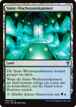 Simic-Wachstumskammer