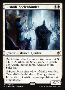 Custodi-Seelenbinder