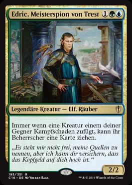 Edric, Meisterspion von Trest