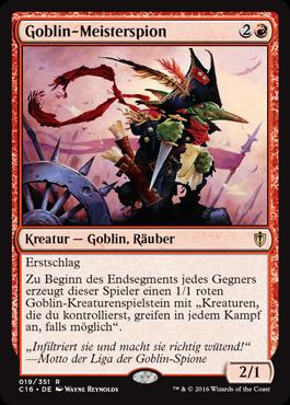 Goblin-Meisterspion