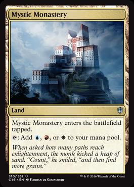 神秘の僧院