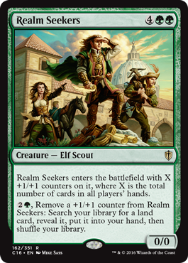 Realm Seekers