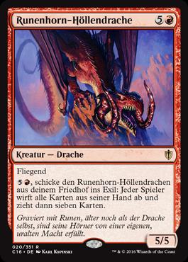 Runenhorn-Höllendrache