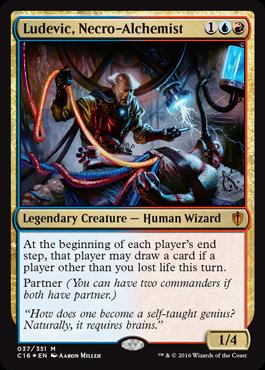 Ludevic, Necro-Alchemist