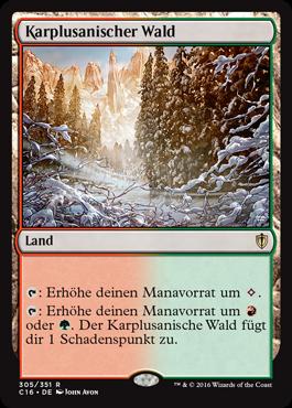 Karplusanischer Wald