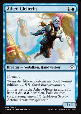Äther-Gleiterin