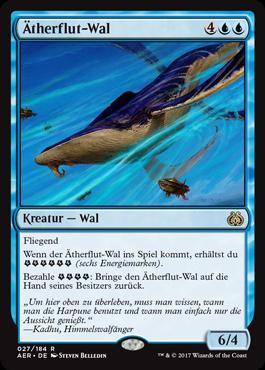 Ätherflut-Wal