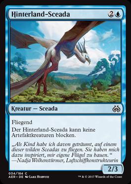 Hinterland-Sceada