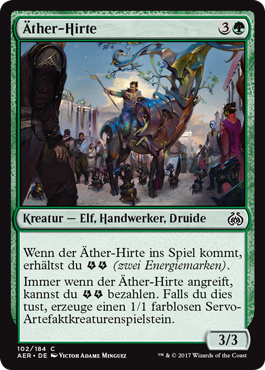 Äther-Hirte