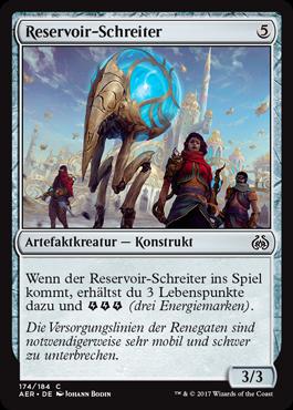 Reservoir-Schreiter