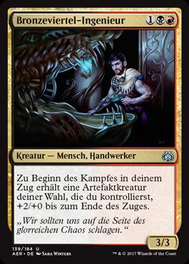 Bronzeviertel-Ingenieur
