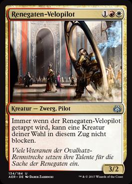 Renegaten-Velopilot
