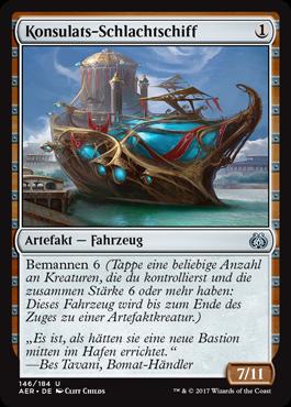 Konsulats-Schlachtschiff