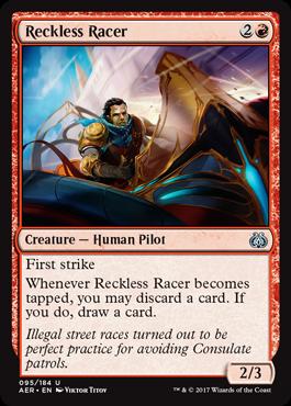 Reckless Racer