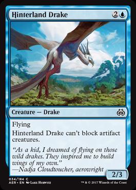 Hinterland Drake