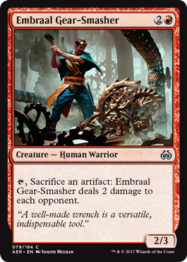 Embraal Gear-Smasher