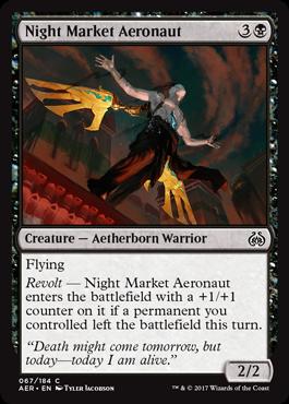 Night Market Aeronaut