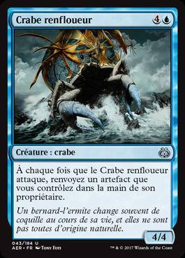 Crabe renfloueur