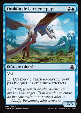 Drakôn de l'arrière-pays
