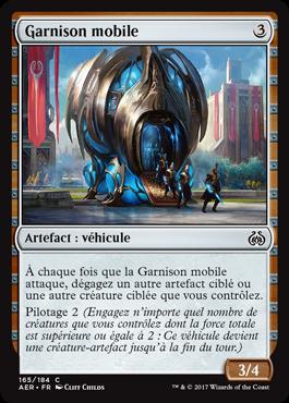 Garnison mobile