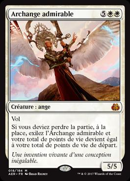 Archange admirable