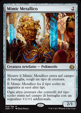 Mimic Metallico