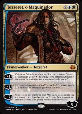 Tezzeret, o Maquinador