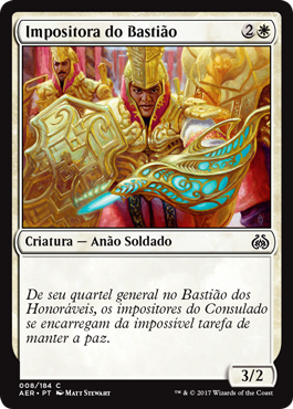 Impositora do Bastião
