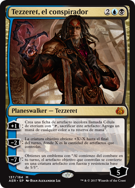 Tezzeret, el conspirador