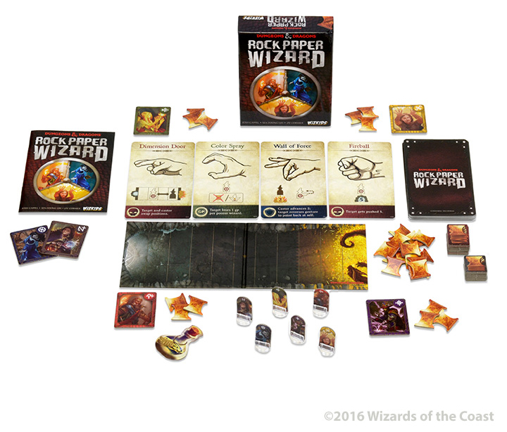 Rock Paper Wizard Dungeons Amp Dragons