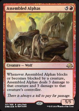 《Assembled Alphas》