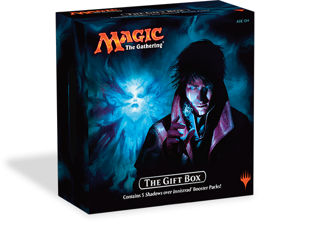 Magic: The Gathering: Shadows Over Innistrad Gift Box (2016 ...