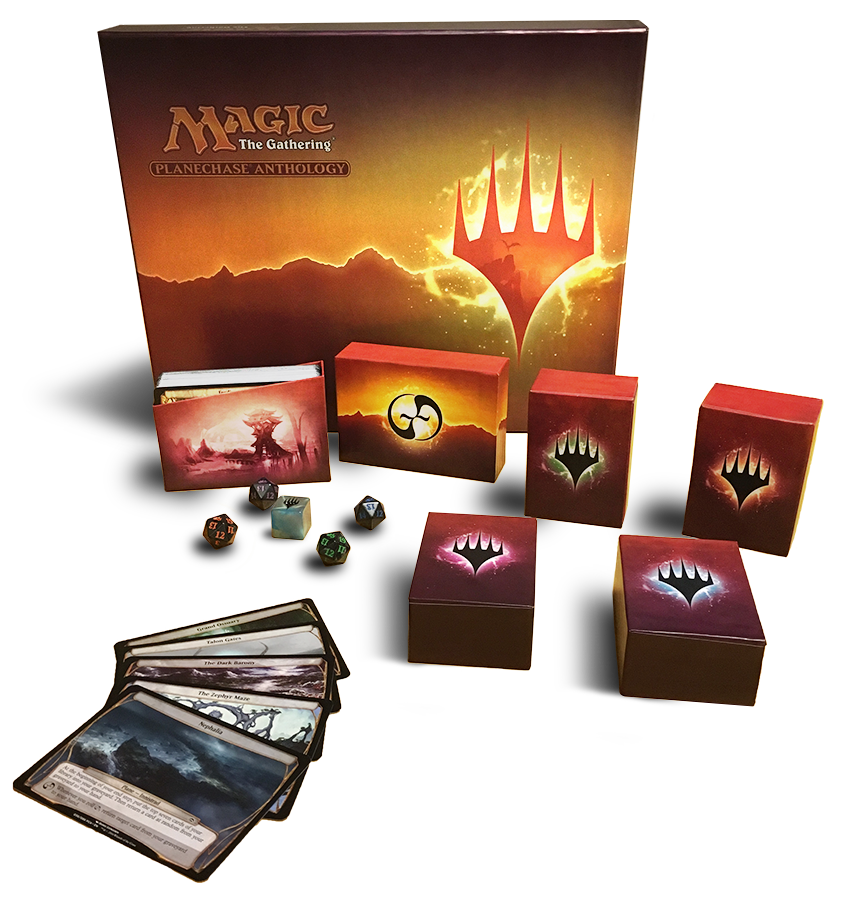 Image result for planechase anthology box set