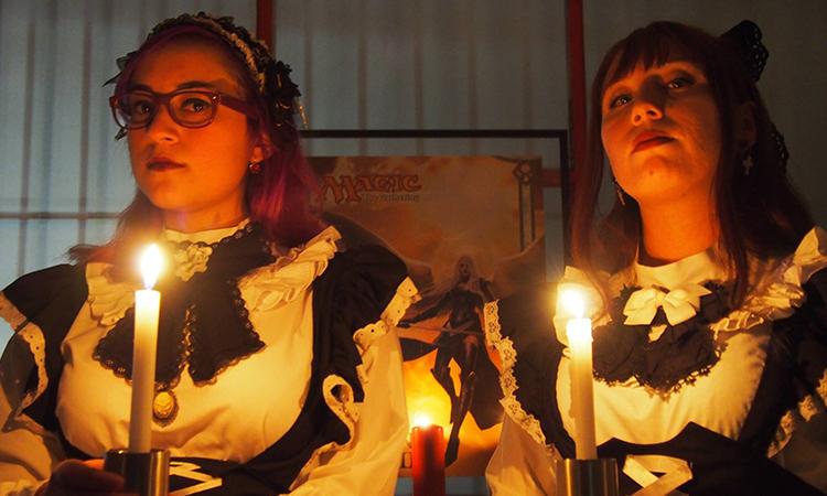 Magicsur in Santiago, Chile