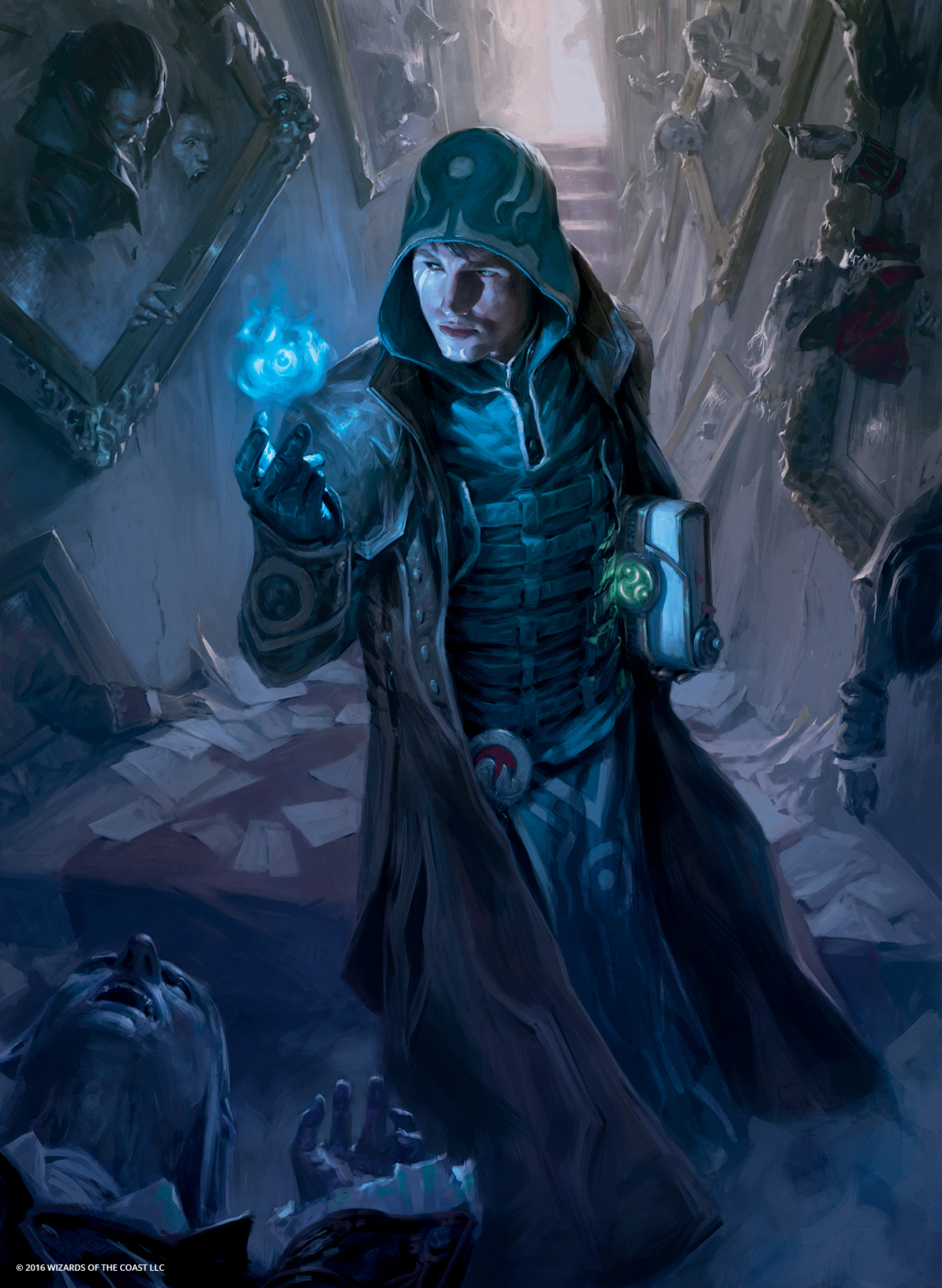 Shadows Over Innistrad Art—Week 1