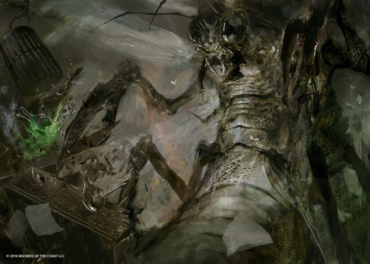 Shadows over Innistrad Art—Week 1 | MAGIC: THE GATHERING