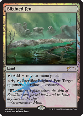 FNM Blighted Fen