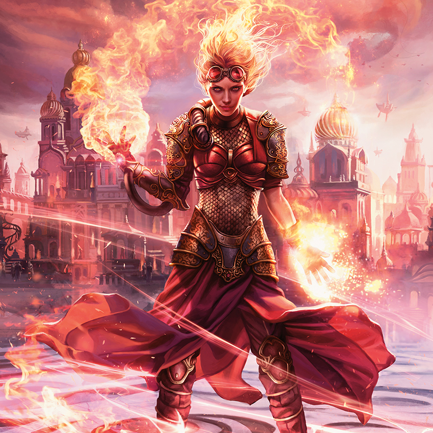 Torch Of Defiance Magic The Gathering