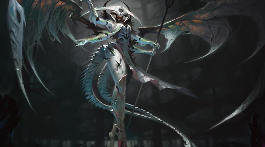 Atraxa, Praetors' Voice
