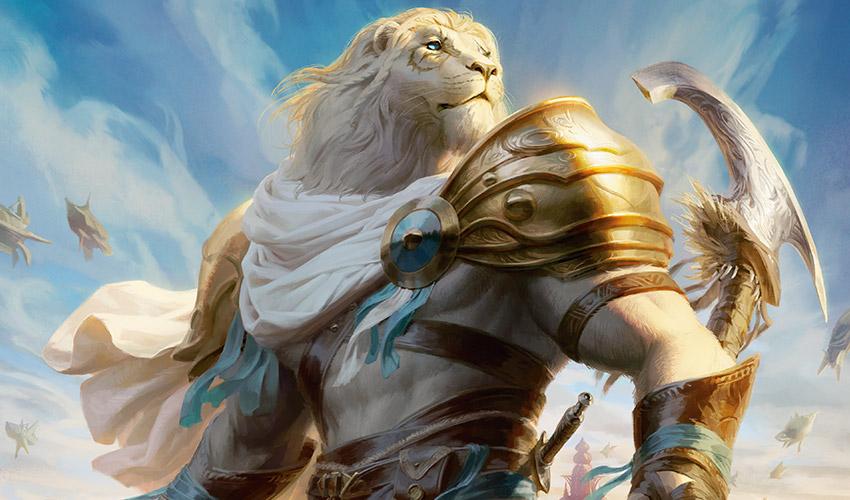 Ajani, Valiant Protector