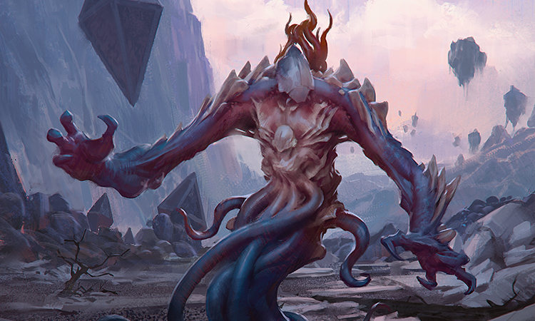 So You Want to Build with Eldrazi? | MAGIC: THE GATHERING Planeswalker Art