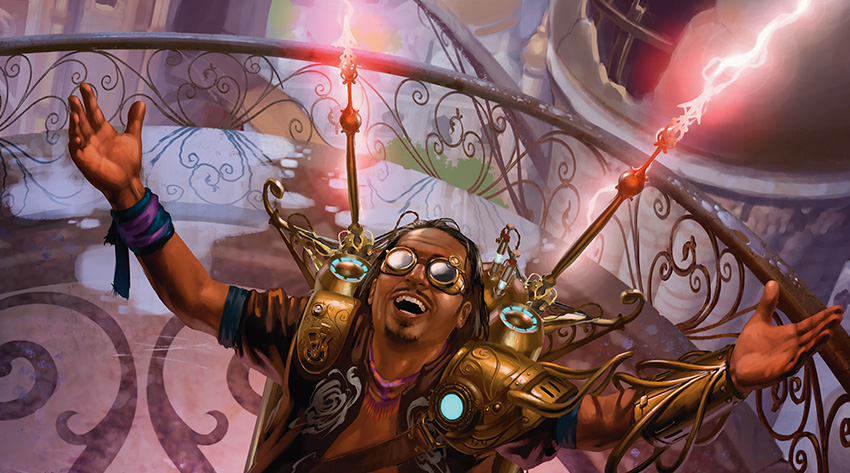 How to Build with Red   MAGIC: THE GATHERING