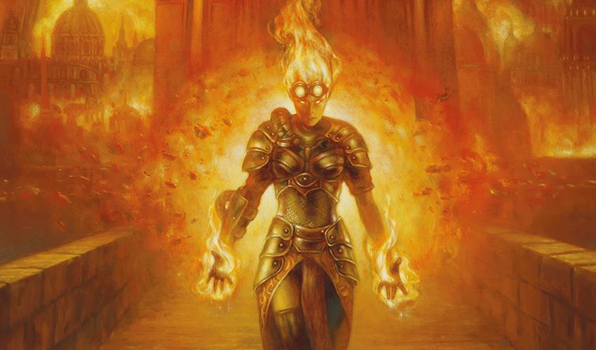 burning series supernatural 4