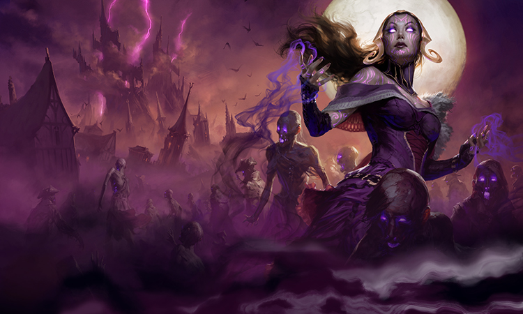 Magic The Gathering Announces Eldritch Moon Magic The