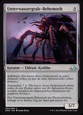 Unterwassergrab-Behemoth