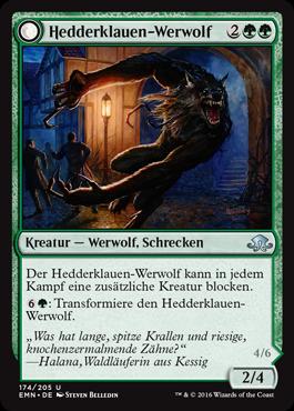 Hedderklauen-Werwolf