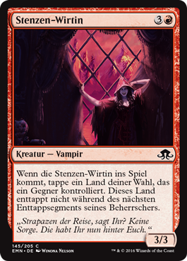 Stenzen-Wirtin
