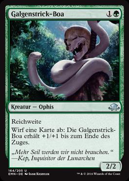 Galgenstrick-Boa