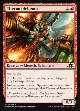 Thermoalchemist